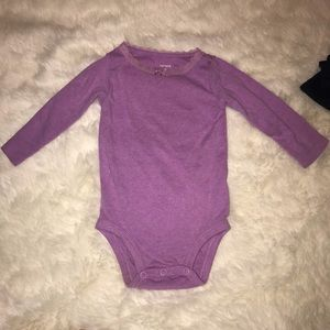 Carter's One Pieces - 🌸Bundle of Carters Onesies Size 9mos Girl🌸